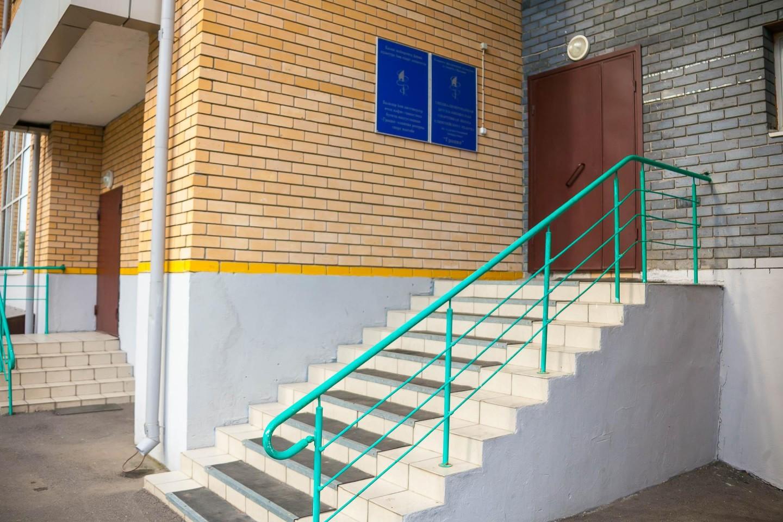 Специализированная детско-юношеская школа олимпийского резерва по художественной гимнастике «Грация» — ParkSeason