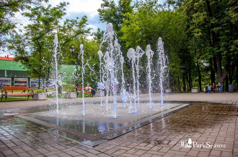Фонтан, Парк «Бабушкинский», Москва — ParkSeason