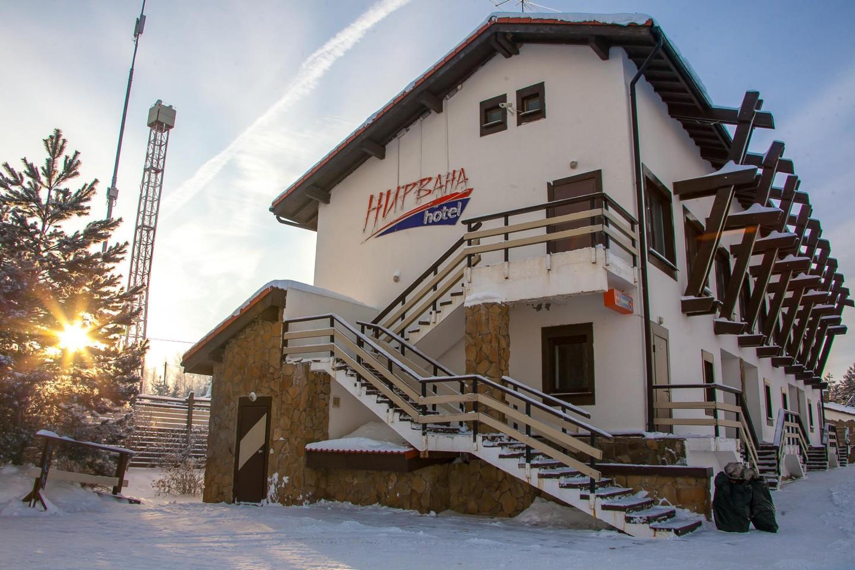 Гостиница «Нирвана» — ParkSeason