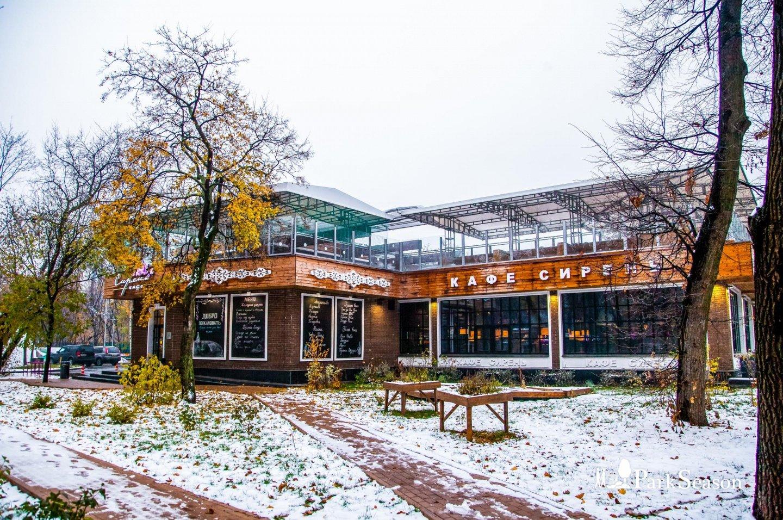 Кафе «Сирень», Парк «Сокольники», Москва — ParkSeason