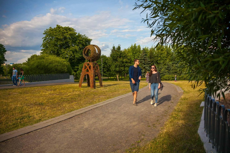 Парк скульптур — ParkSeason