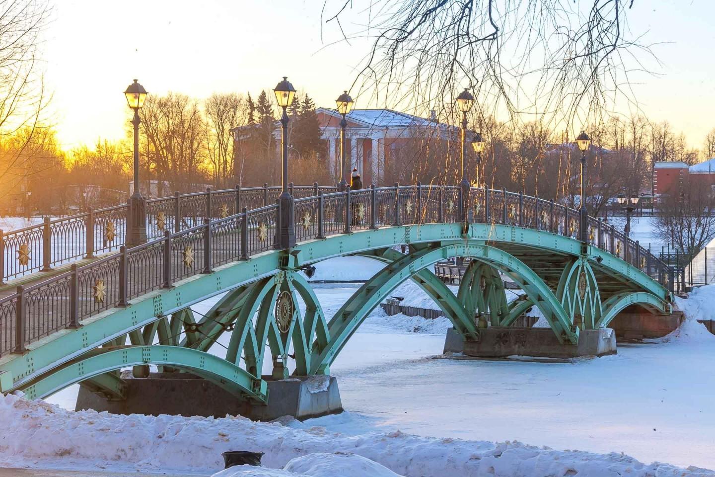 Мост, Музей-заповедник «Царицыно», Москва — ParkSeason