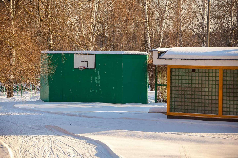 Спортивная база, Музей-усадьба «Архангельское», Москва — ParkSeason