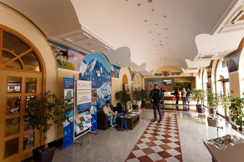 Административное здание — ParkSeason