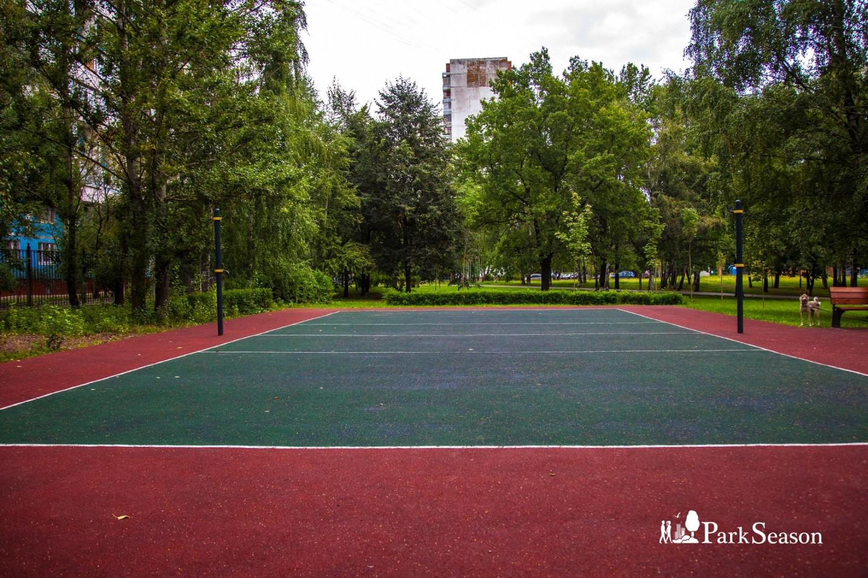 Волейбольное поле  — ParkSeason