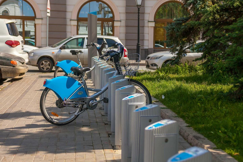 Городской велопрокат — ParkSeason