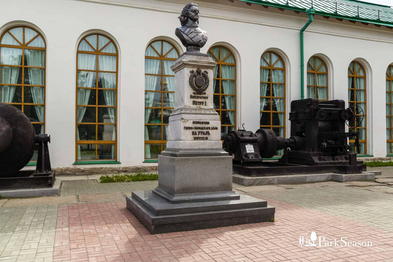 Бюст Петру I — ParkSeason