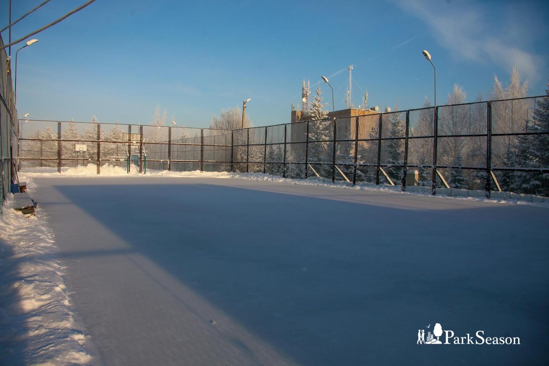 Каток в парке «Волен» (закрыт на лето) — ParkSeason