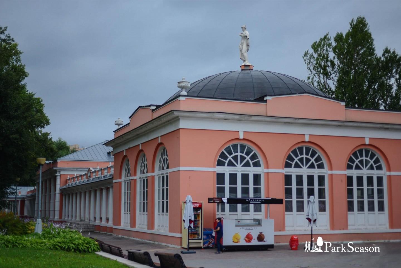 Мороженое Movenpick, Усадьба «Воронцово», Москва — ParkSeason