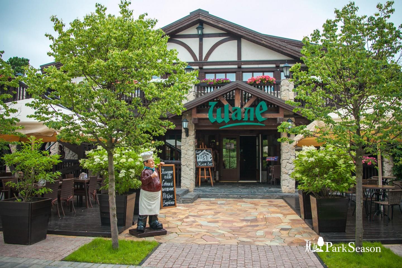 Кафе «Шале» — ParkSeason