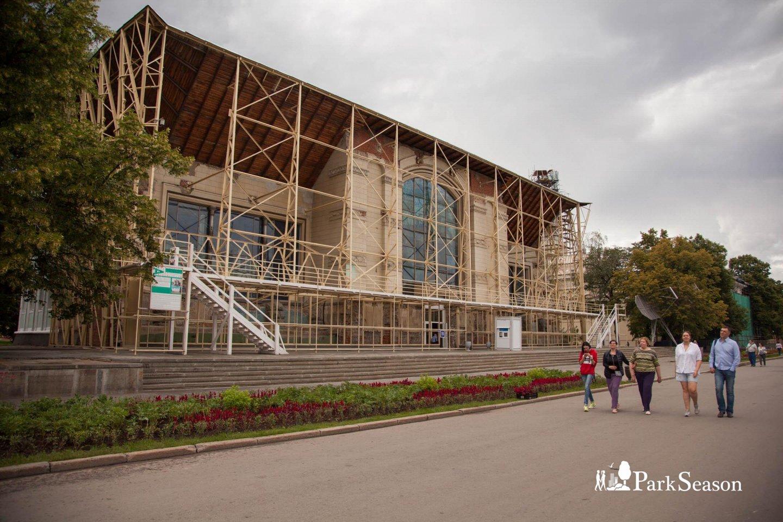 Павильон № 15: «Радиоэлектроника и связь», ВДНХ, Москва — ParkSeason