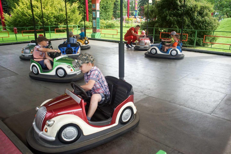 Детский автодром — ParkSeason