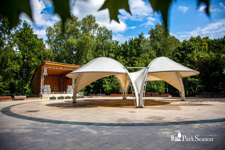 Веранда танцев, Парк «Сокольники», Москва — ParkSeason