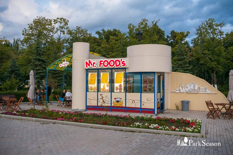 Кафе «Mr. Food`s» — ParkSeason
