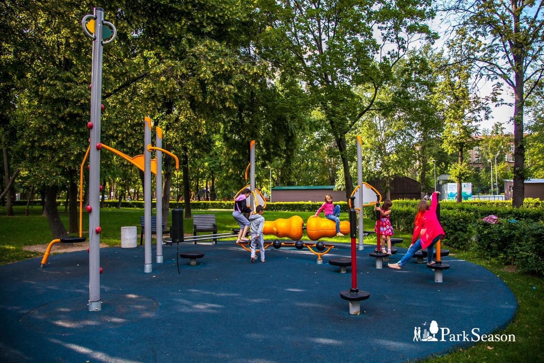 Детские площадки, Гончаровский парк, Москва — ParkSeason