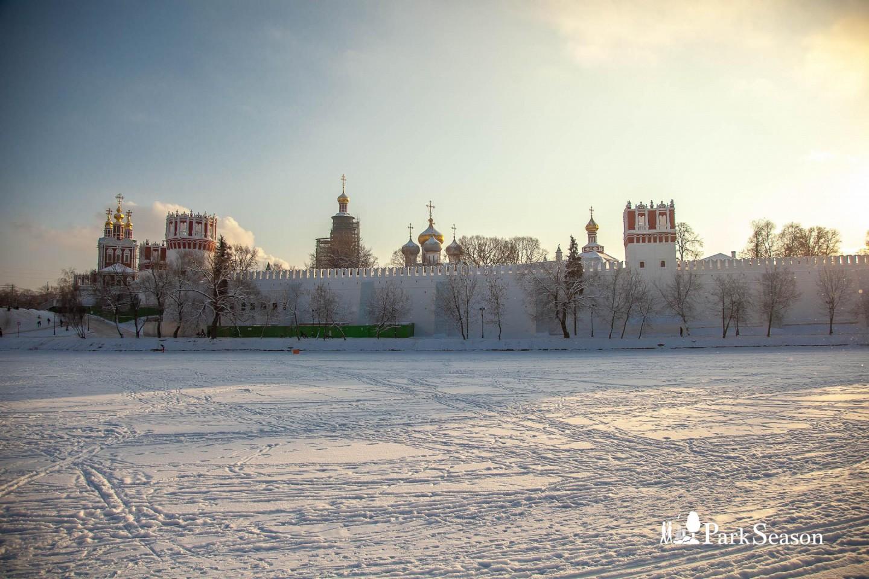 Новодевичий женский монастырь, Парк «Новодевичьи пруды», Москва — ParkSeason