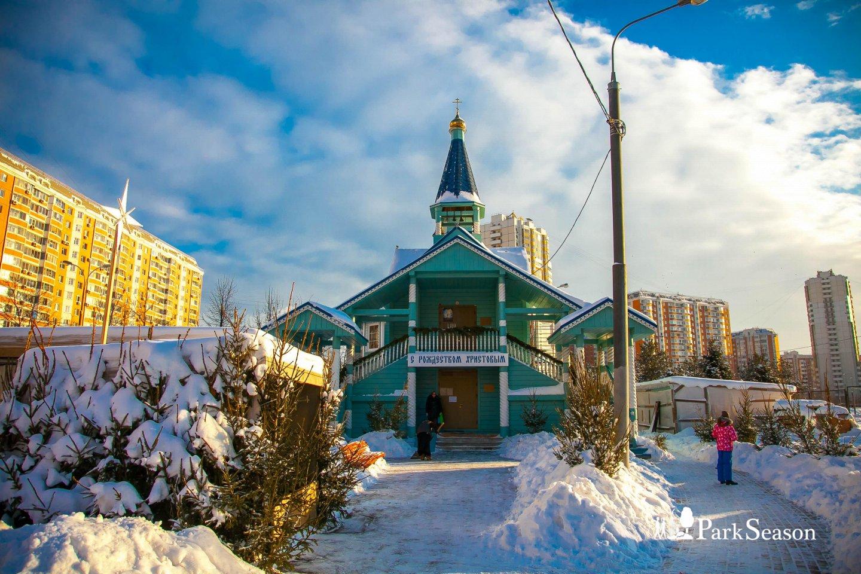 Храм святых Жен-Мироносец в Марьино — ParkSeason