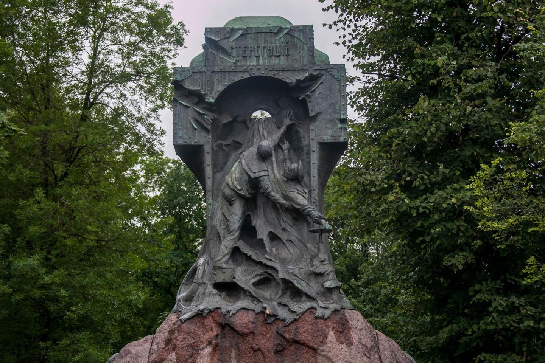 Памятник «Стерегущему» — ParkSeason
