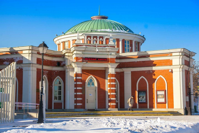 Книжный магазин «Книги и чудеса», Музей-заповедник «Царицыно», Москва — ParkSeason