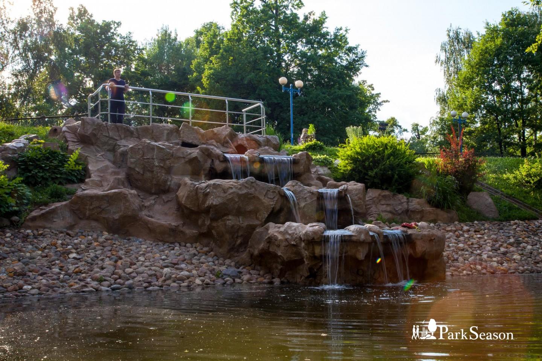 Смотровая площадка, Лианозовский парк, Москва — ParkSeason