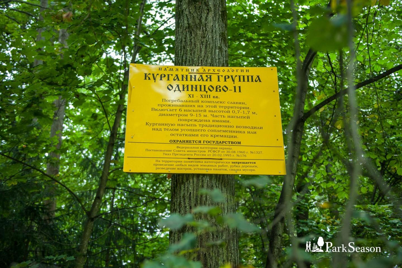 Славянские курганные захоронения XI-XIII веков — ParkSeason
