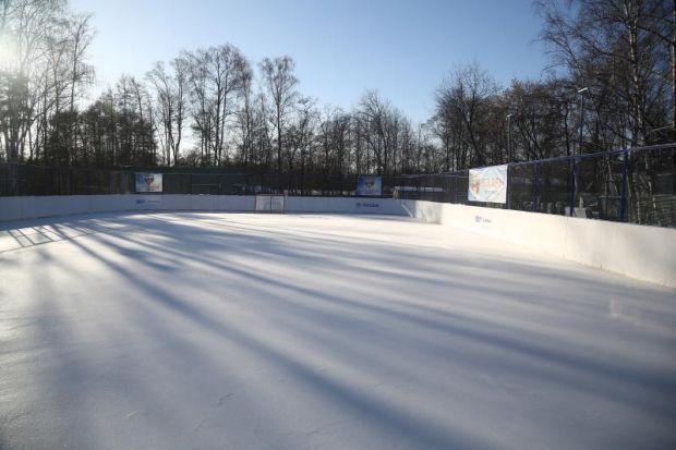 Хоккейная коробка (Парк «Сокольники»), Парк «Сокольники», Москва — ParkSeason