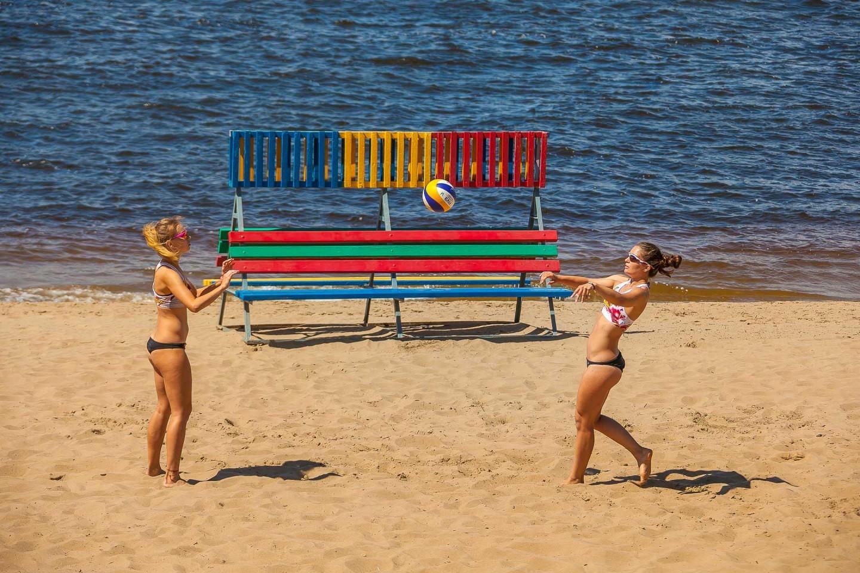 Пляж (временно закрыт) — ParkSeason