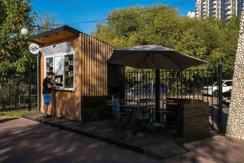 Кофейня Coffee — ParkSeason