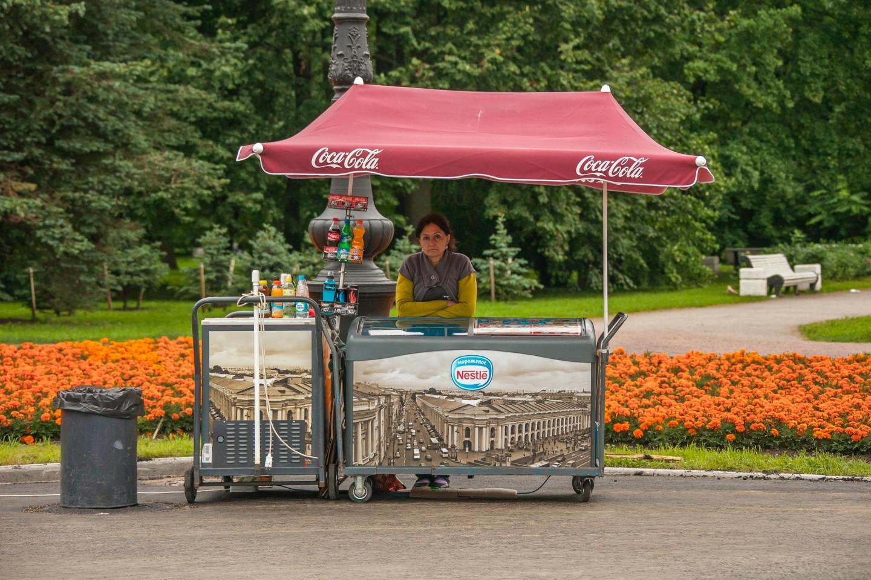 Мороженое «Нестле» — ParkSeason