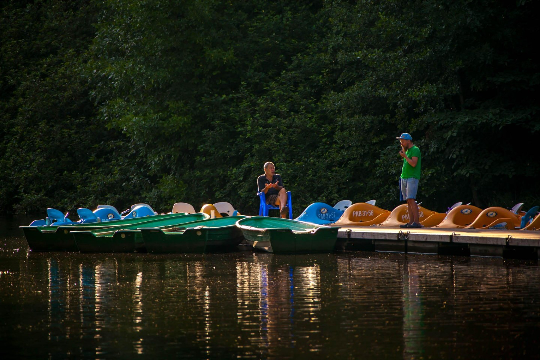 Прокат лодок и катамаранов — ParkSeason