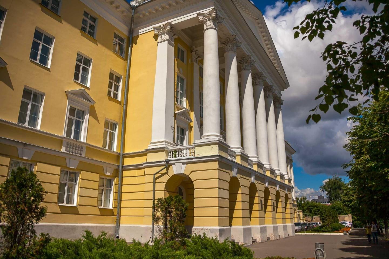 Химический институт им. А.М. Бутлерова — ParkSeason