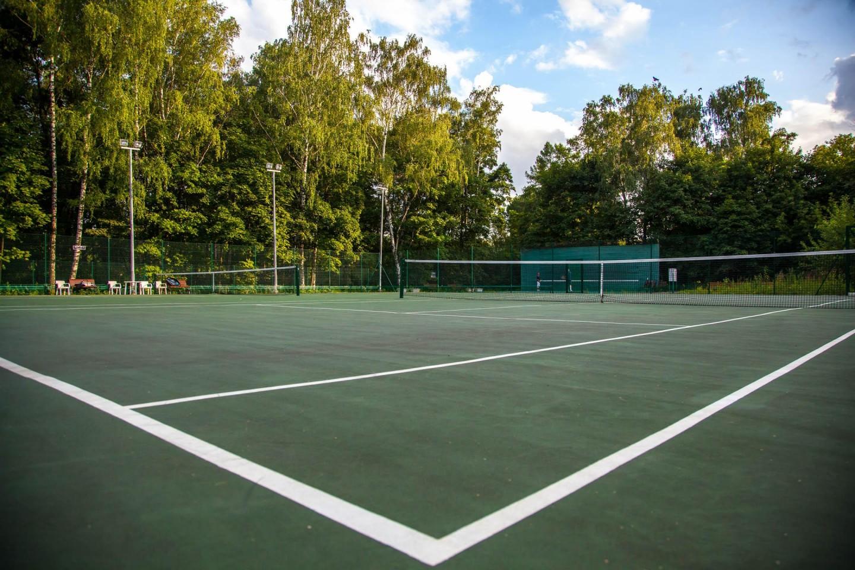 Теннисный городок, Парк «Сокольники», Москва — ParkSeason