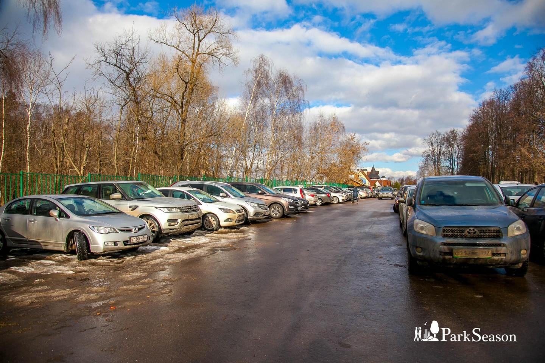 Парковка, Парк «Мещерский», Москва — ParkSeason
