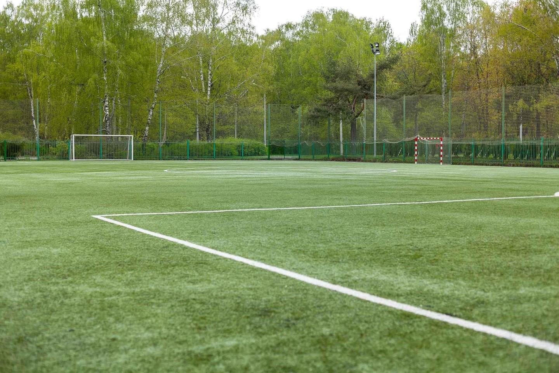 Футбольное поле, Парк «Сокольники», Москва — ParkSeason