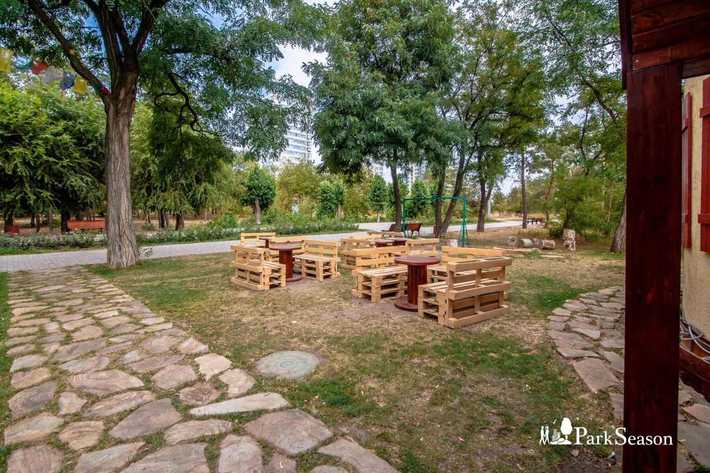 Кафе «The Park Cafe» — ParkSeason