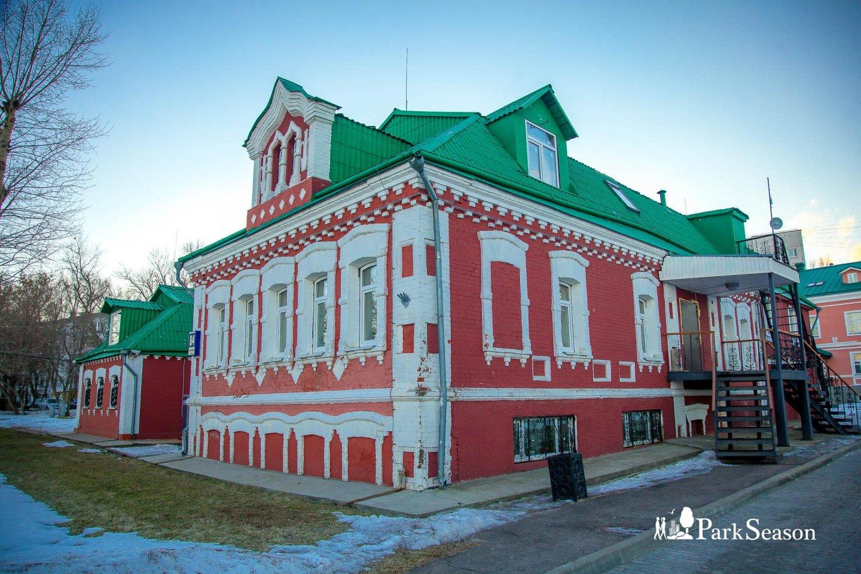 Усадьба крестьян Гробовых, Усадьба «Коломенское», Москва — ParkSeason