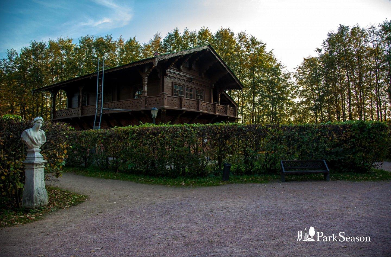 Швейцарский домик, Усадьба Кусково, Москва — ParkSeason