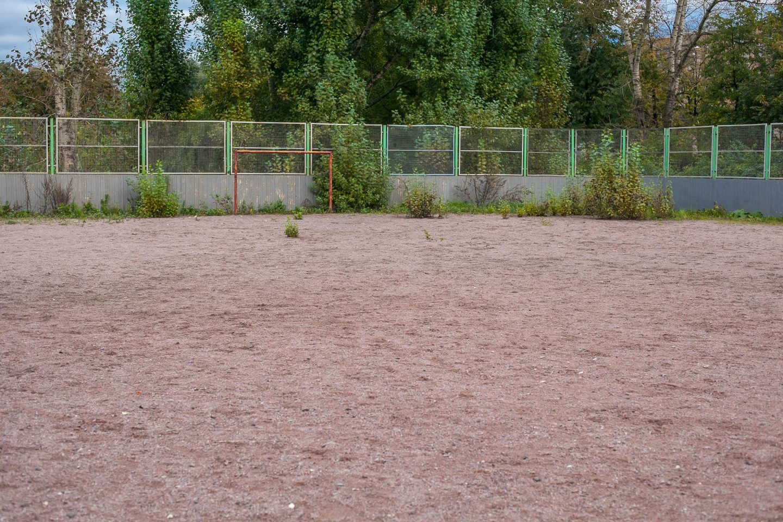 Футбольное площадка, Парк «Измайловский», Москва — ParkSeason