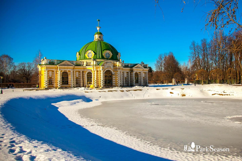 Грот  , Усадьба Кусково, Москва — ParkSeason