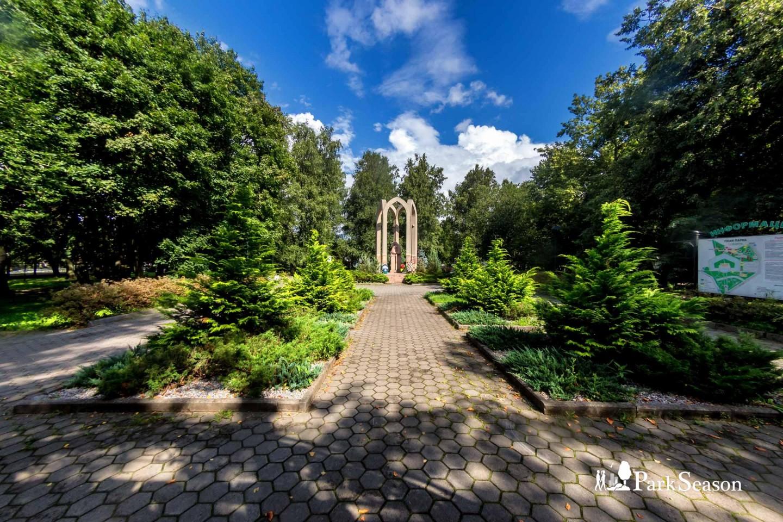 Памятник воинам-интернационалистам — ParkSeason