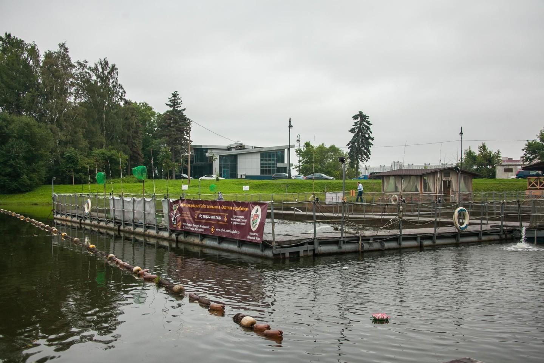 Русская рыбалка. Домик Кузьмича — ParkSeason