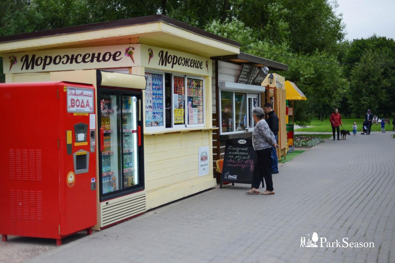 Киоск «Мороженое», Усадьба «Воронцово», Москва — ParkSeason