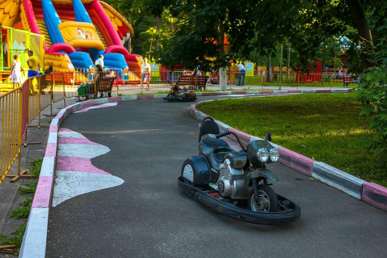 Детский городок «Чиполлино» — ParkSeason