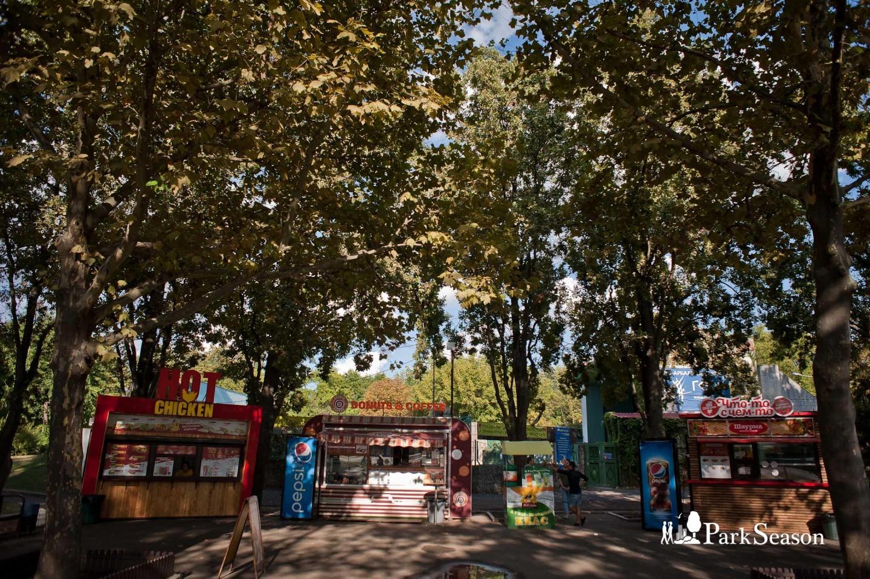 Площадка Фуд-Стрит — ParkSeason