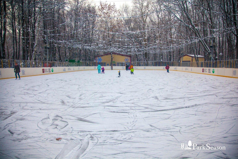 Каток «Метелица» (парк «Бабушкинский») (закрыт до зимнего сезона) — ParkSeason