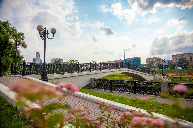 Мосты — ParkSeason