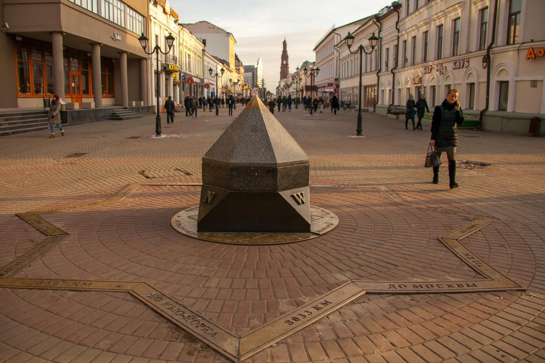Памятник «Компас» — ParkSeason