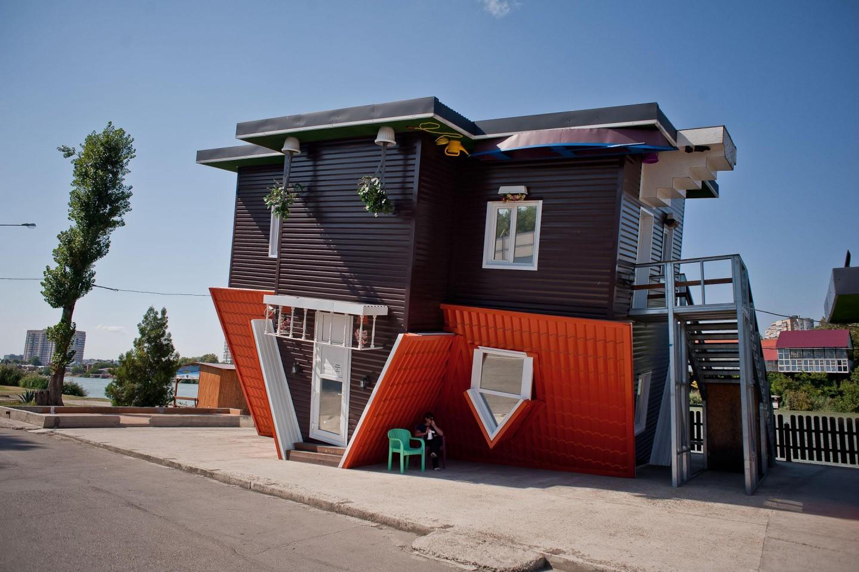 Перевернутый дом — ParkSeason
