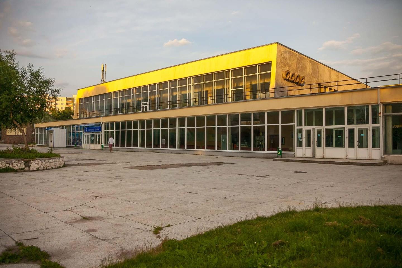 Спортивный комплекс — ParkSeason