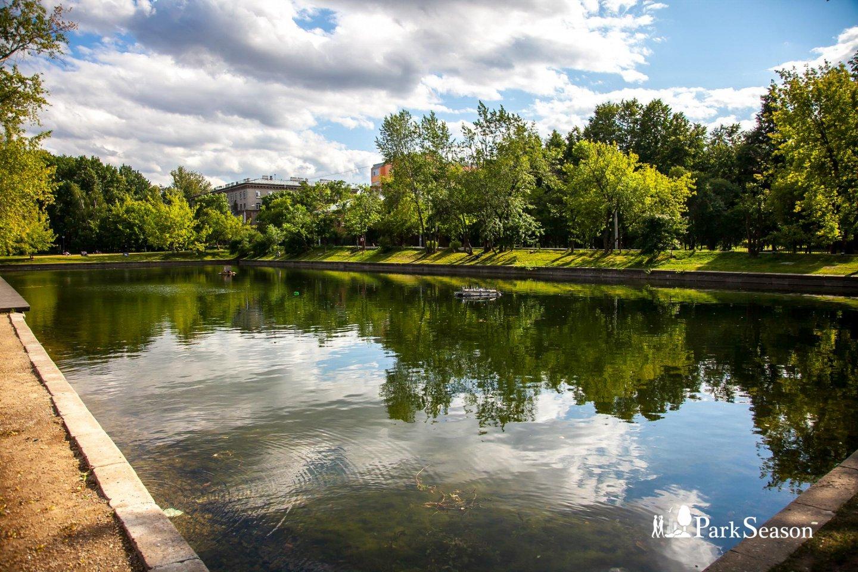 Гончаровский пруд, Гончаровский парк, Москва — ParkSeason